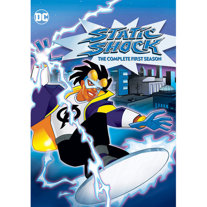 Static Shock: The Complete First Season (MOD)