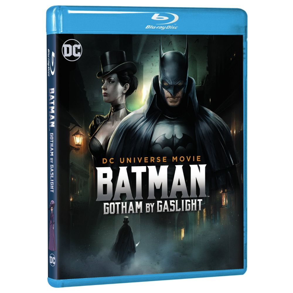 Batman: Gotham By Gaslight (BD)