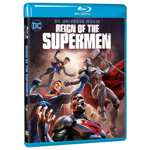 Reign of the Supermen (BD)