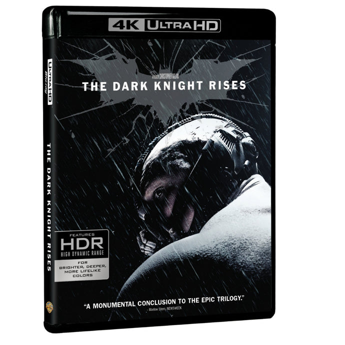 The Dark Knight Rises (4K UHD)
