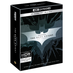 The Dark Knight Trilogy (4K UHD)