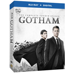 Gotham: The Complete Fourth Season (BD)