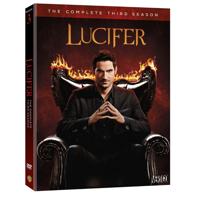 Lucifer: The Third and Final Season (DVD)