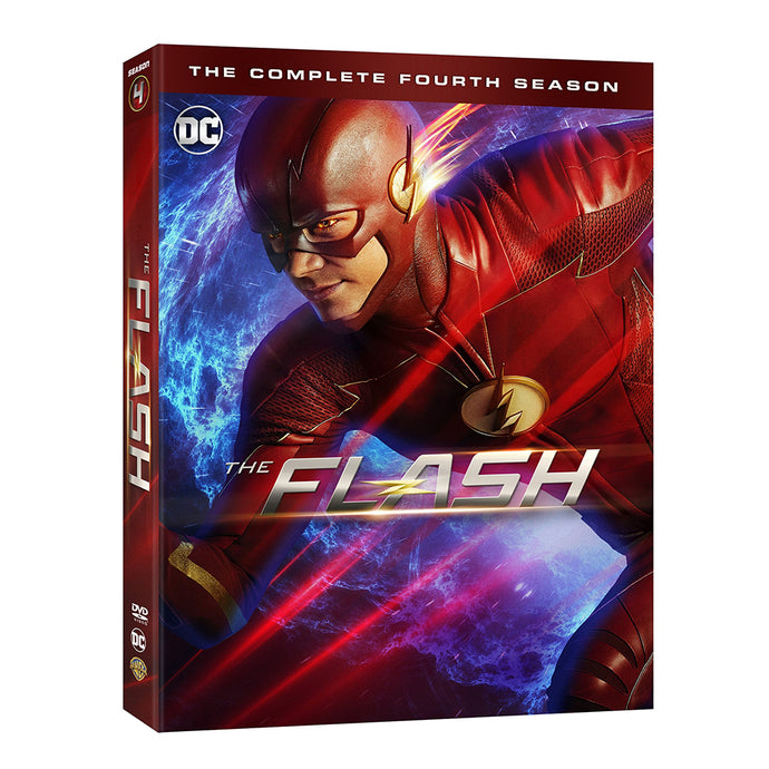 The Flash: The Complete Fourth Season (DVD)