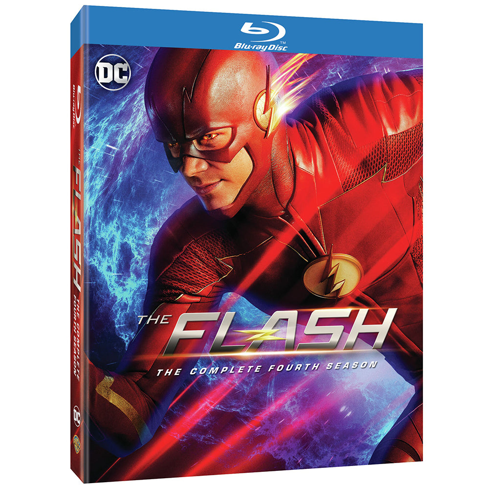 The Flash: The Complete Fourth Season (BD)
