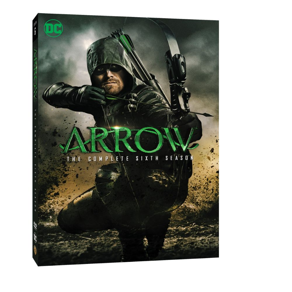 Arrow: The Complete Sixth Season (DVD)