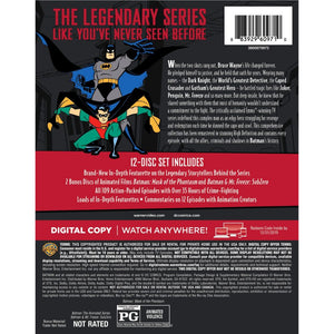 Batman: The Complete Animated Series (BD)