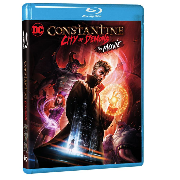 Constantine: City of Demons (BD)