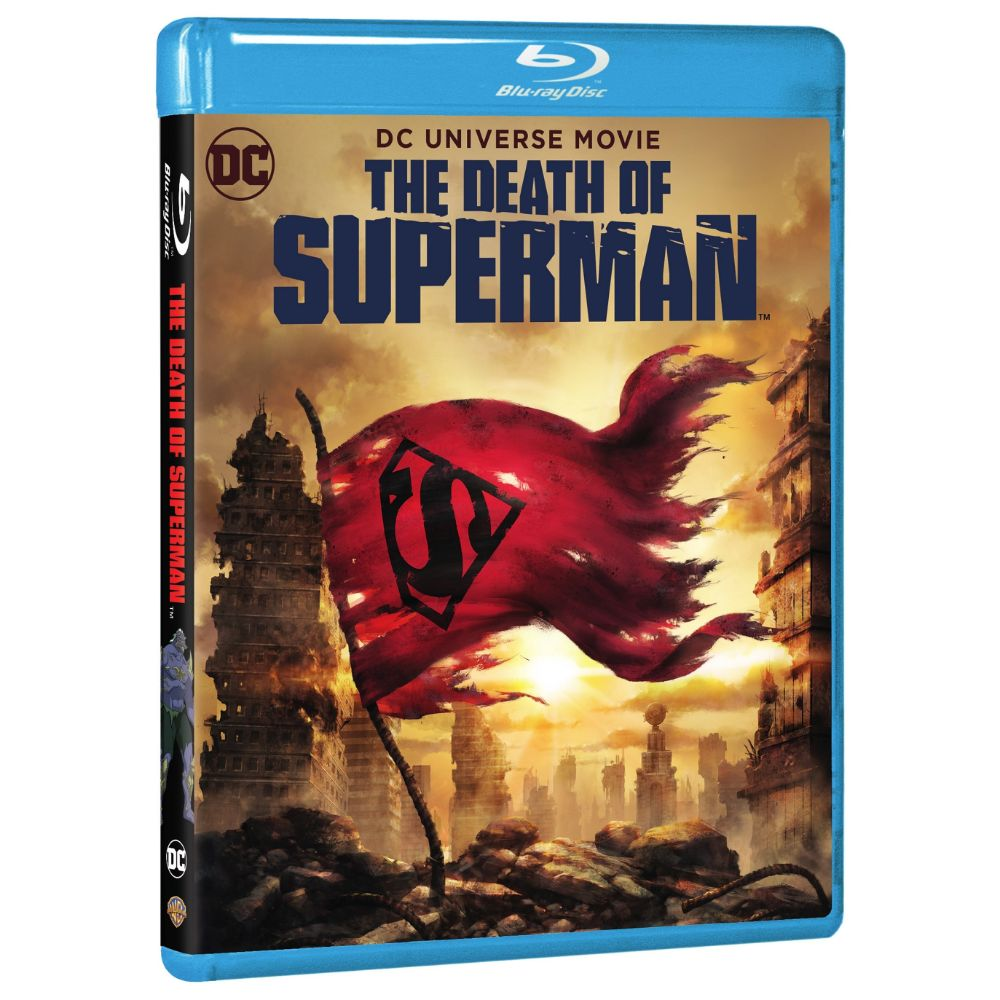 The Death of Superman (BD)