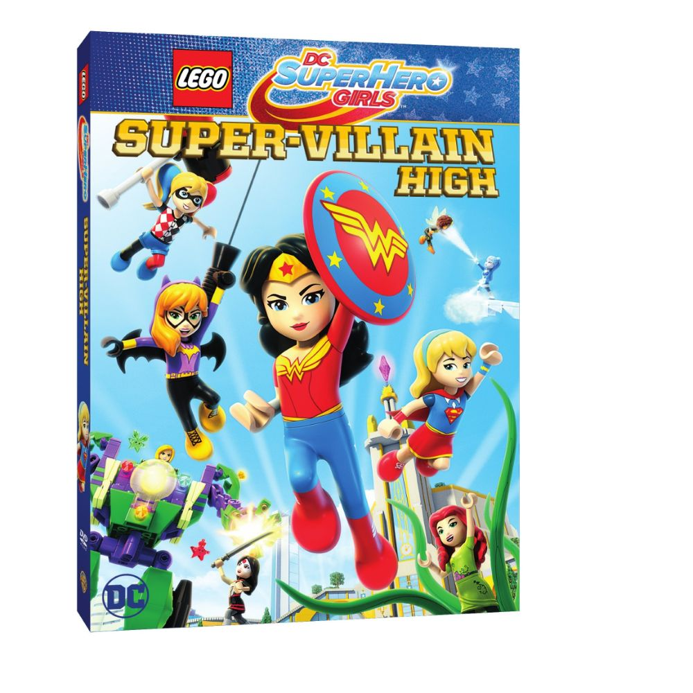 LEGO DC Super Hero Girls: Super-Villain High (DVD)