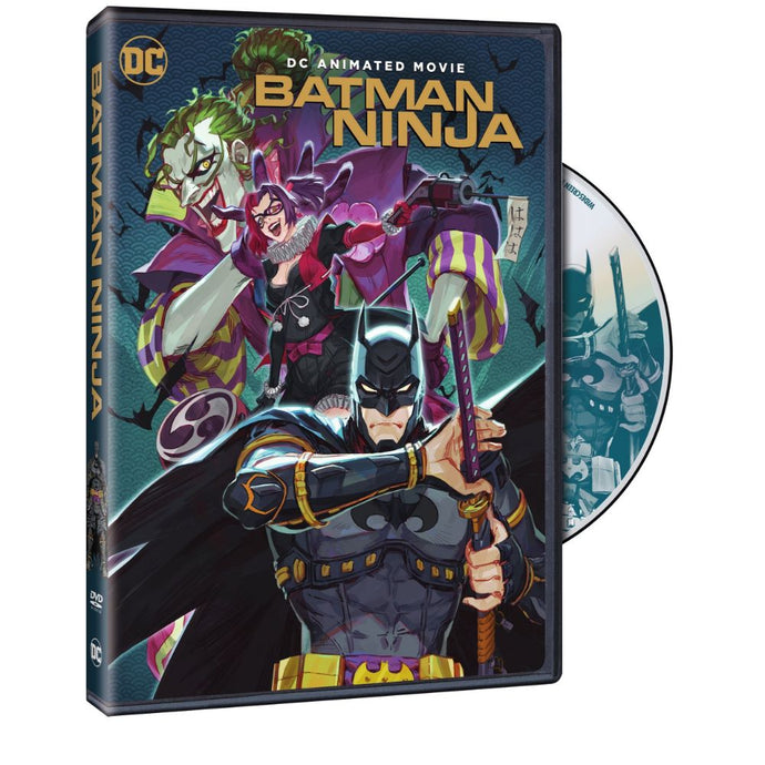 Batman Ninja (DVD)