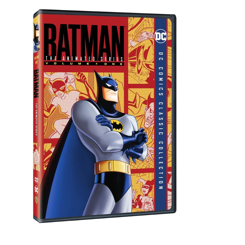 Batman: The Animated Series Vol. 1 (DVD)