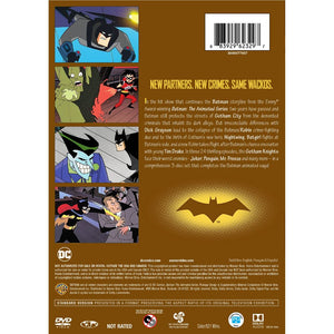 Batman: The Animated Series Vol. 4 (DVD)