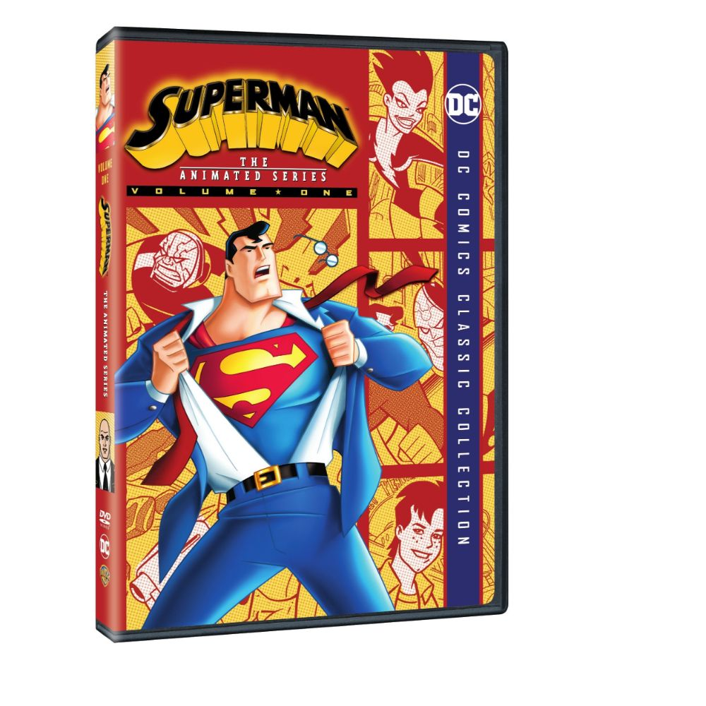 Superman: The Animated Series Vol. 1 (DVD)