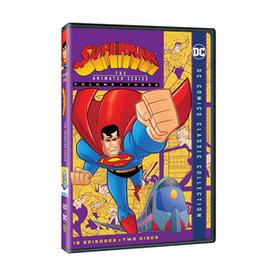 Superman: The Animated Series Vol. 3 (DVD)