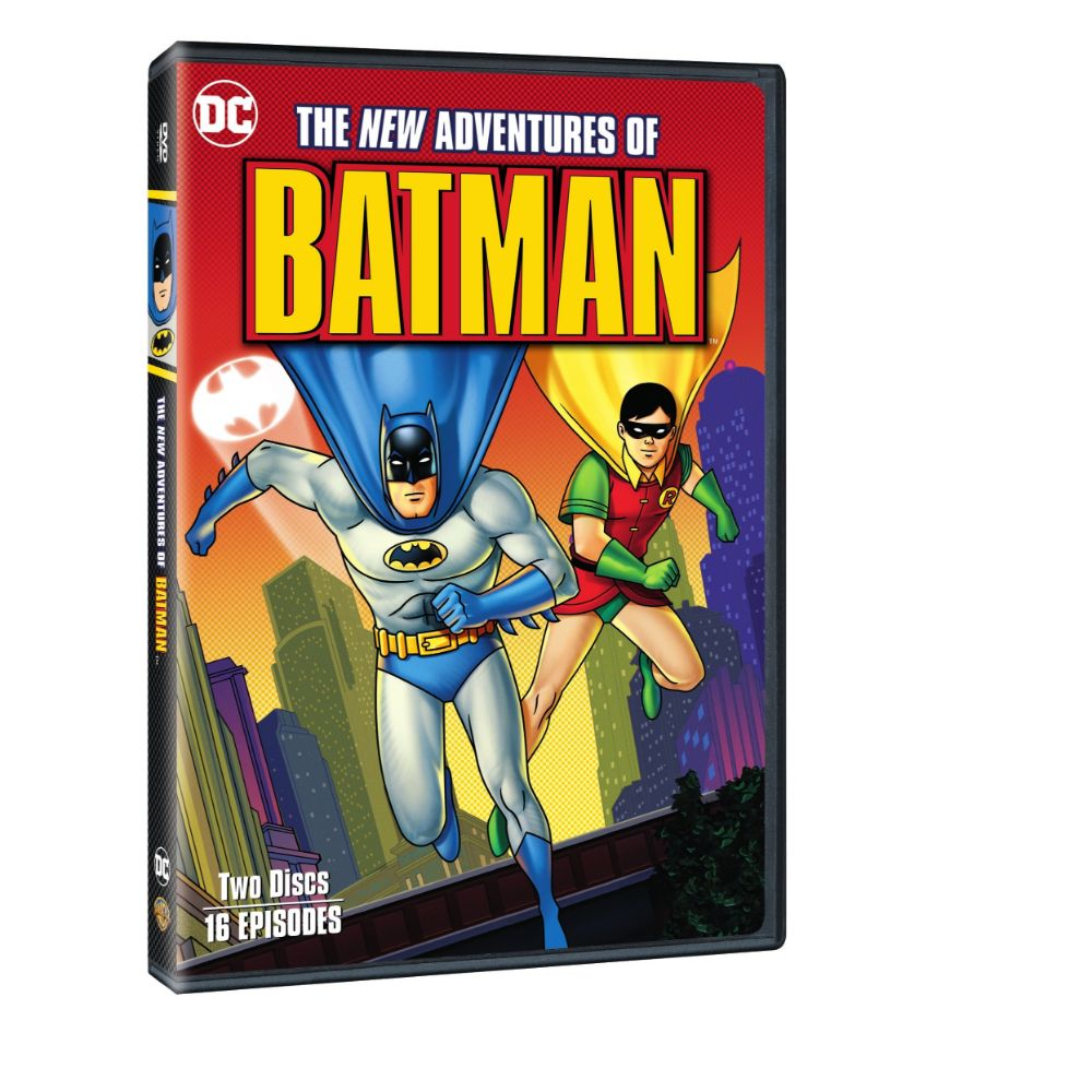 The New Adventures of Batman (DVD)