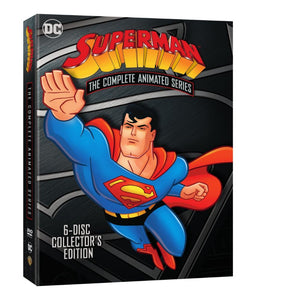 Superman: The Complete Animated Series (DVD)