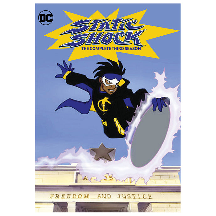 Static Shock: The Complete Third Season (MOD)