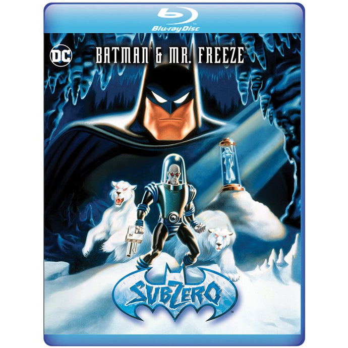 Batman & Mr. Freeze: SubZero (BD)