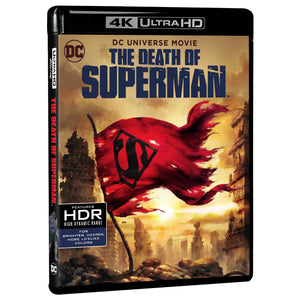 The Death of Superman (4K UHD)