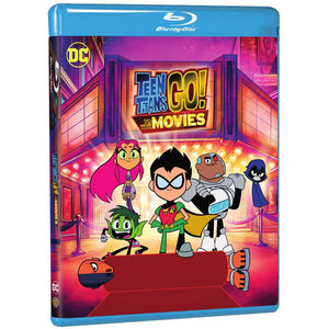 Teen Titans Go! To the Movies (BD)