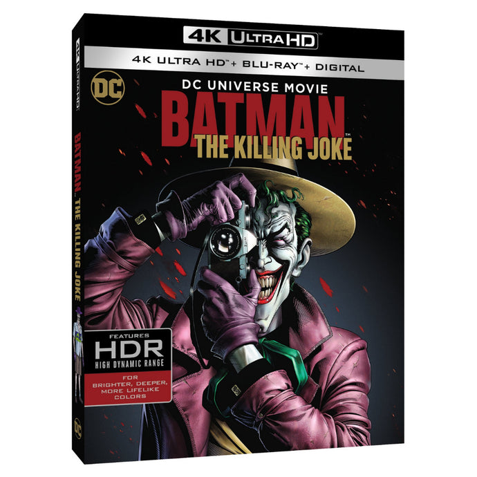 Batman: The Killing Joke (4K UHD)