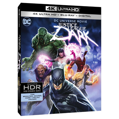 Justice League Dark (4K UHD)