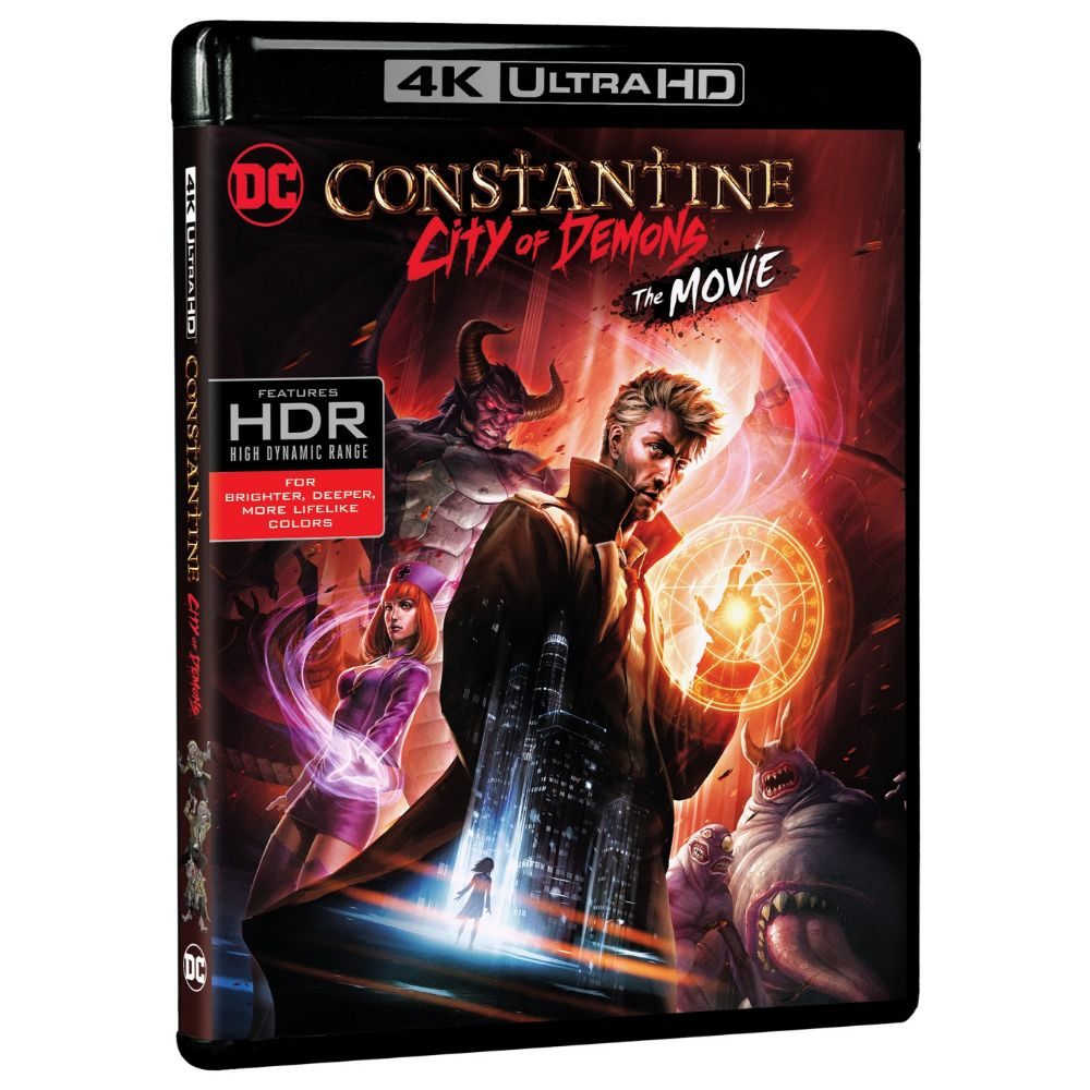 Constantine: City of Demons (4K UHD)