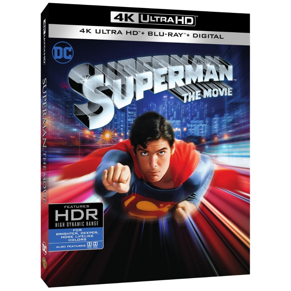 Superman: The Movie (4K UHD)
