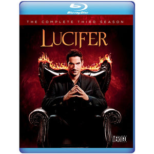 Lucifer: The Complete Third Season (BD)
