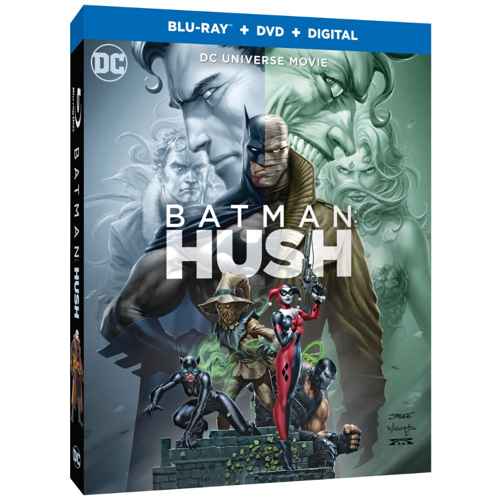 Batman: Hush (BD)