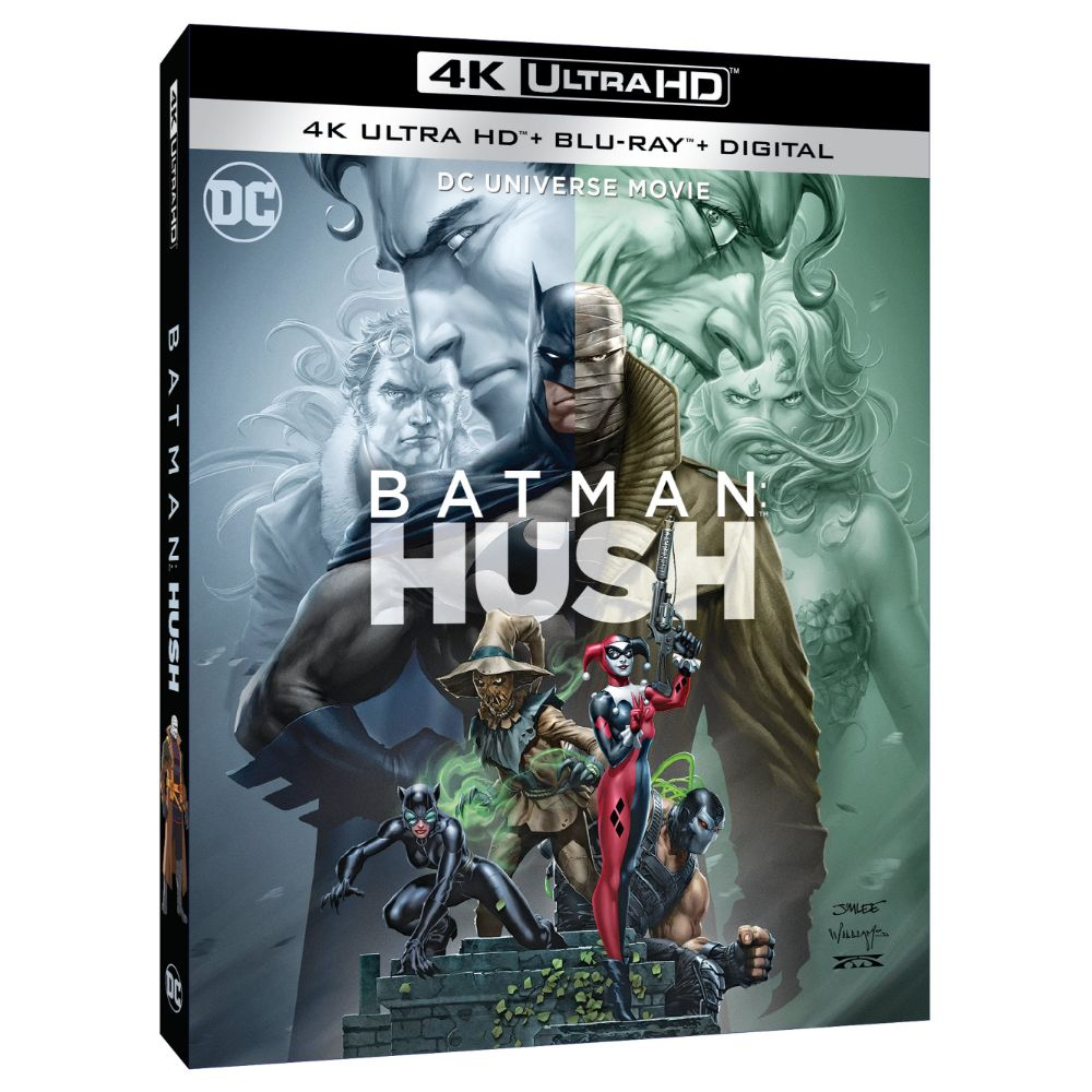 Batman: Hush (4K UHD)