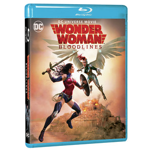 Wonder Woman: Bloodlines (BD)