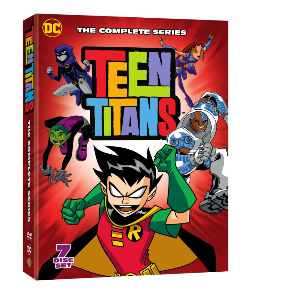 Teen Titans Serious