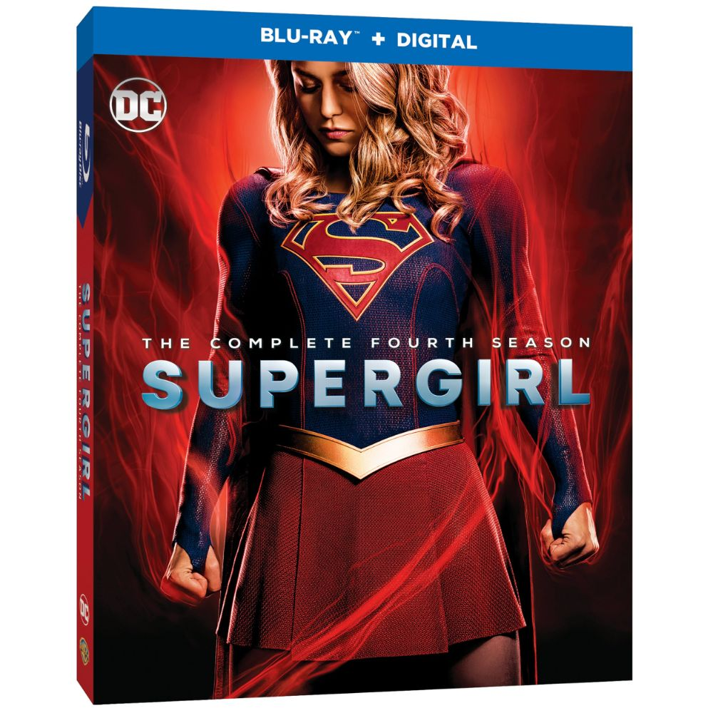 Supergirl: The Complete Fourth Season (BD)