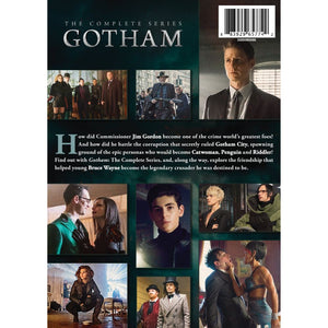 Gotham: The Complete Series (DVD)