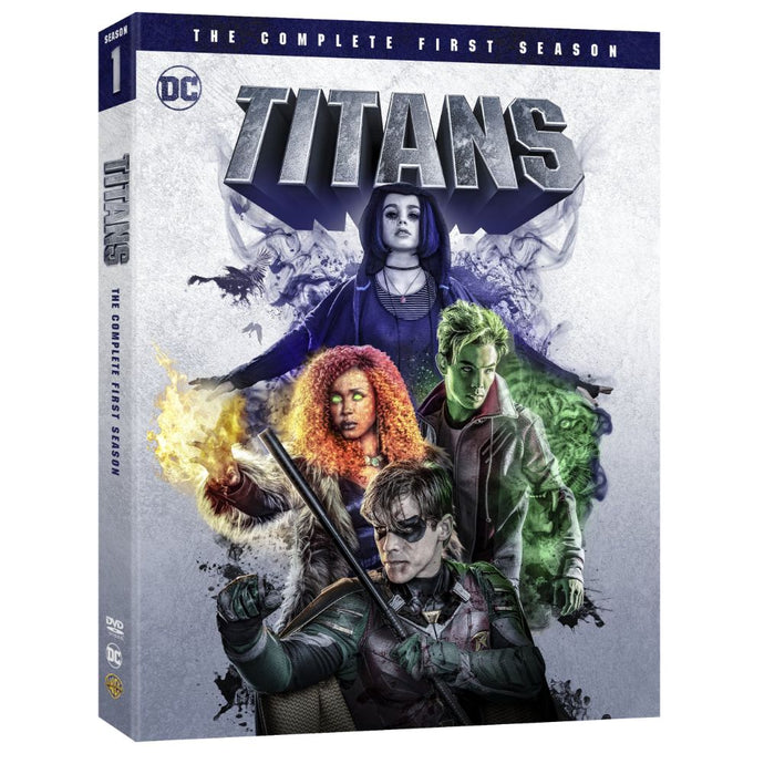 Titans: The Complete First Season (DVD)