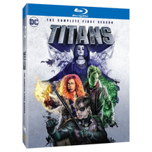 Titans: The Complete First Season (BD)