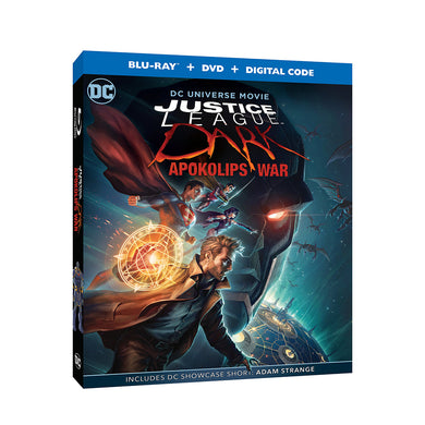 Justice League Dark: Apokolips War (BD)