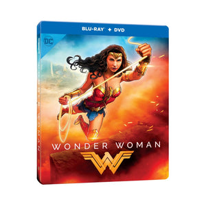 Wonder Woman (Steelbook) (BD)