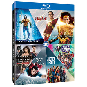 DC 7-Film Collection (BD)