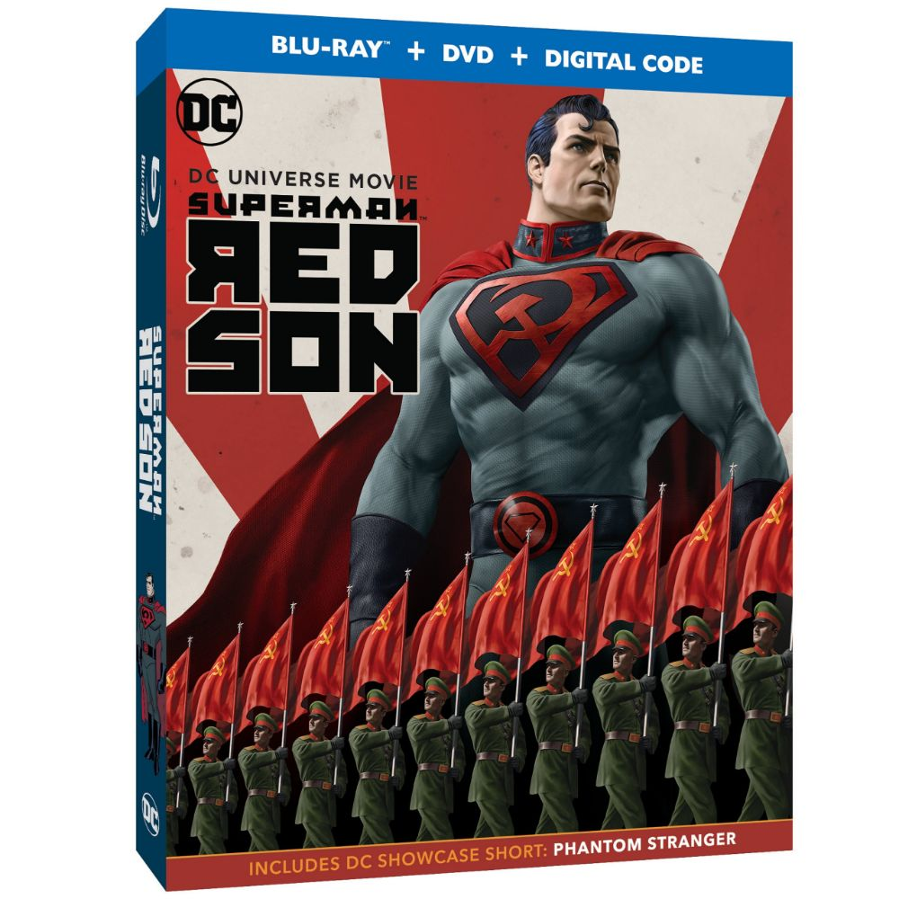 Superman: Red Son (BD)