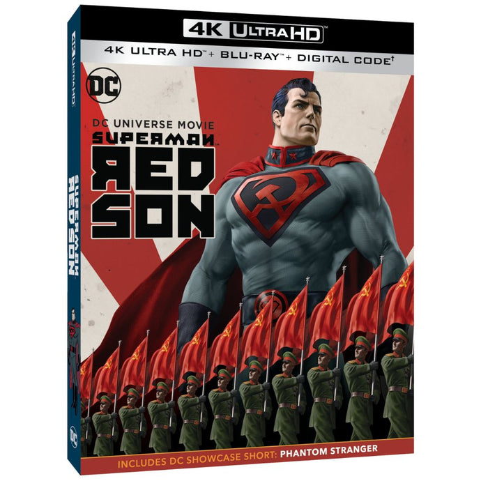 Superman: Red Son (4K UHD)