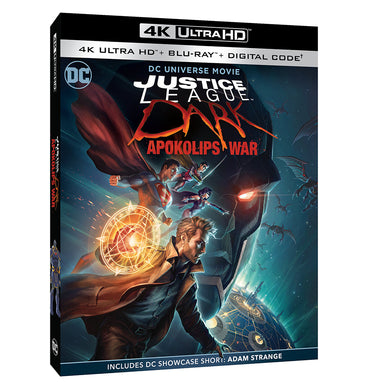 Justice League Dark: Apokolips War (4K UHD)