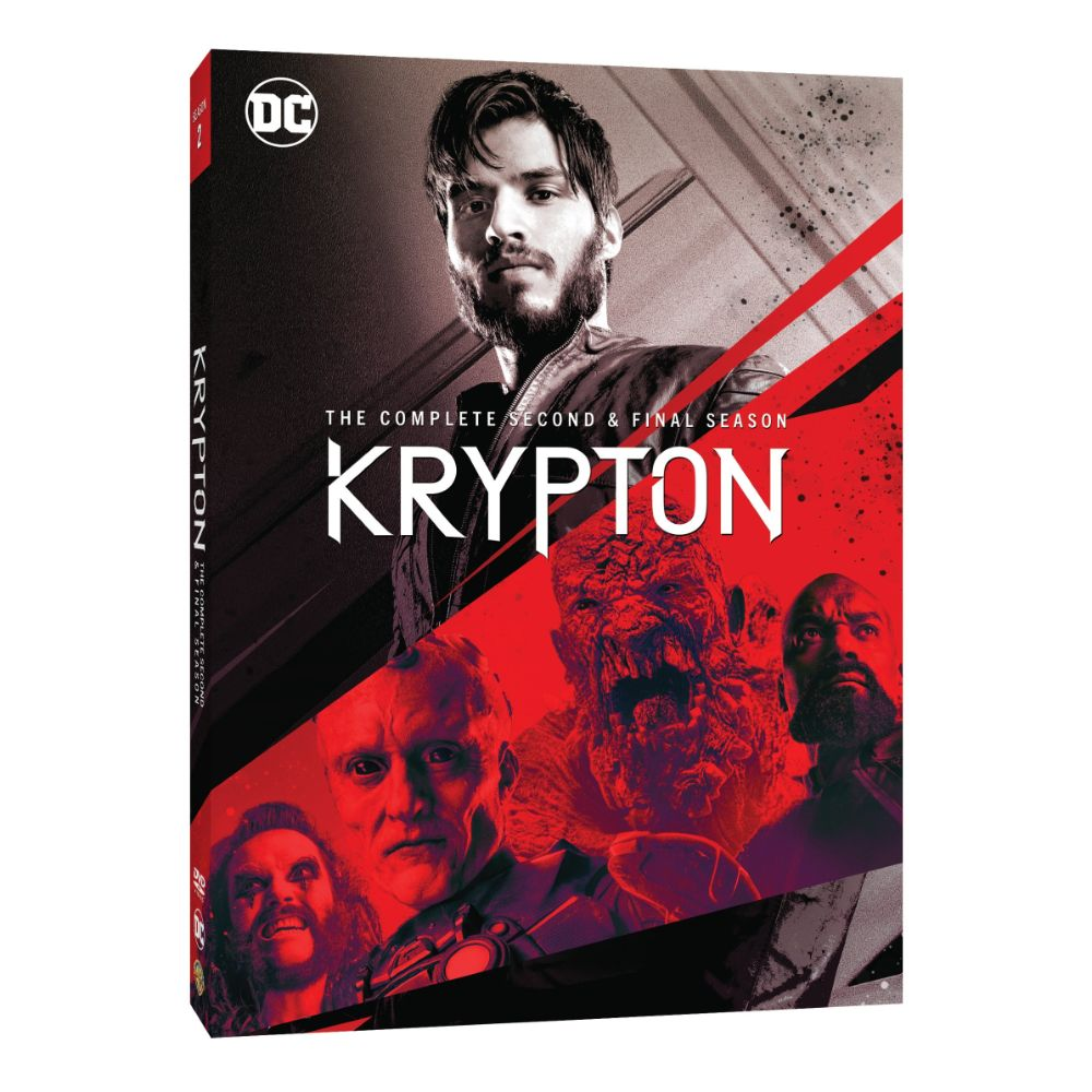 Krypton: The Complete Second & Final Season (DVD)