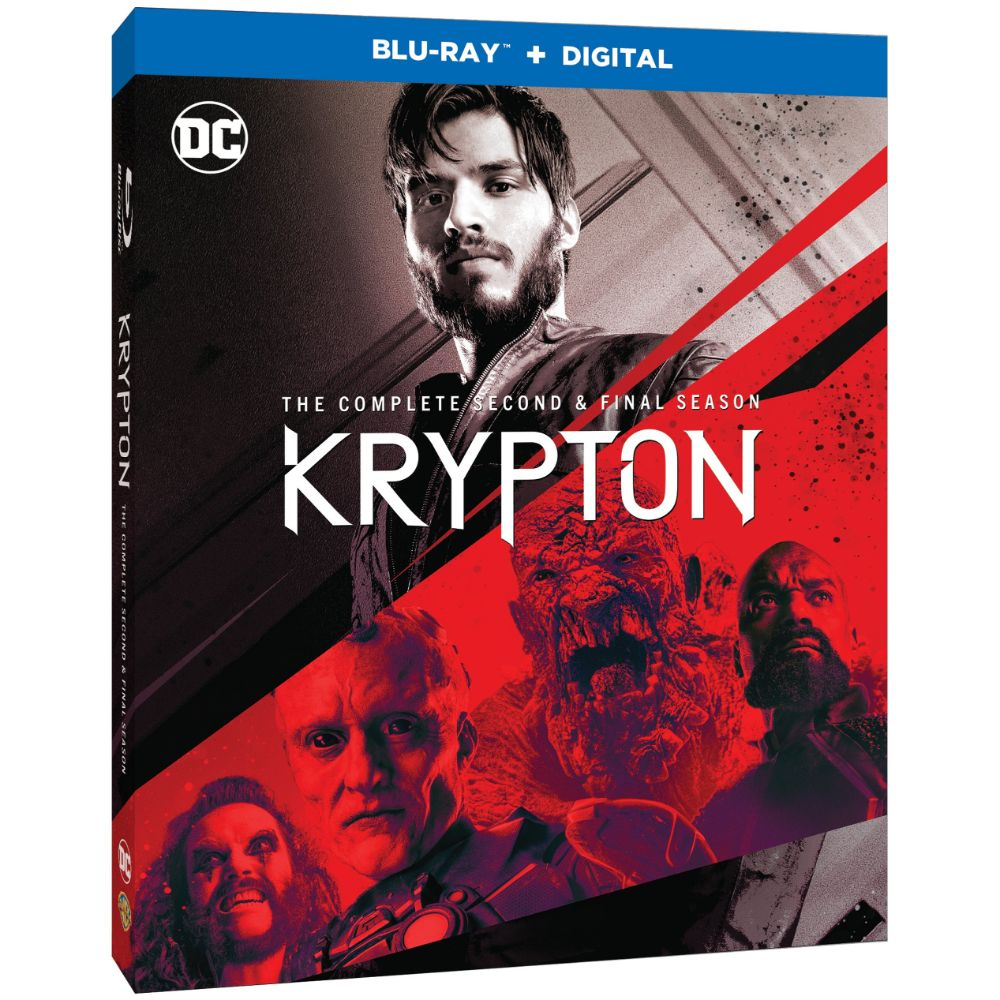 Krypton: The Complete Second & Final Season (BD)