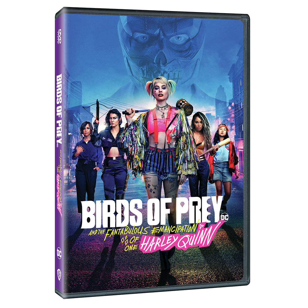 Birds Of Prey Dvd Dc Shop