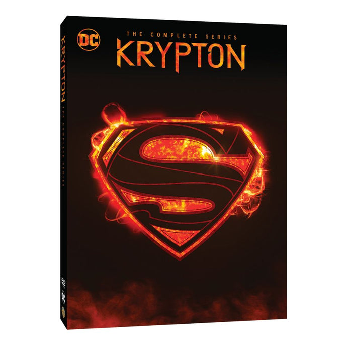 Krypton: The Complete Series (DVD)