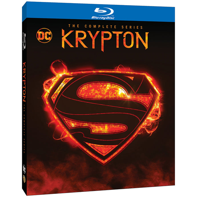 Krypton: The Complete Series (BD)