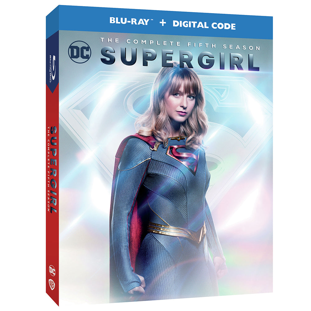 Supergirl: The Complete Fifth Season (BD)